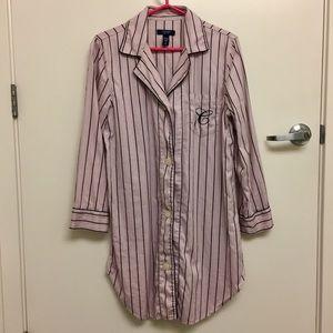 Nightgown / Pajama Shirt /Shirtdress
